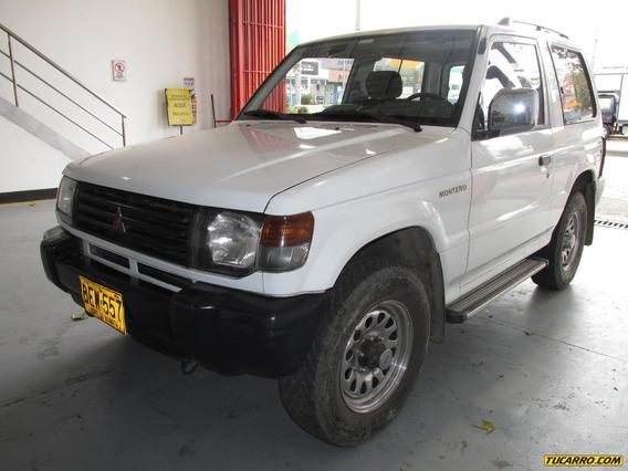 Mitsubishi Montero Hardtop