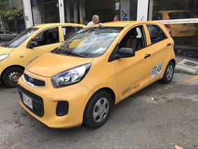 Taxi Kia Picanto Ekotaxi +lx 1.250, Recibo Taxi Usado O Cupo