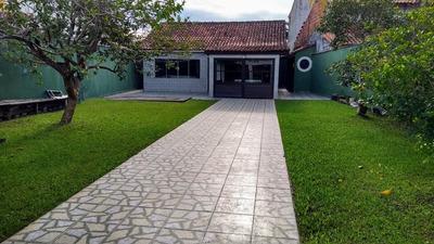 Casa Mobiliada 200 Metros Do Mar Em Itanhaém Litoral Sul Sp