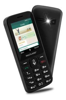 Celular Barato 3g Internet Wifi C Redes Sociais Dual Chip Fm