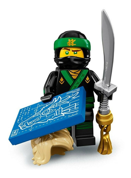 Lego Lloyd DORADO NINJA Minifigura Personalizado Para Ninjago Nuevo cus342