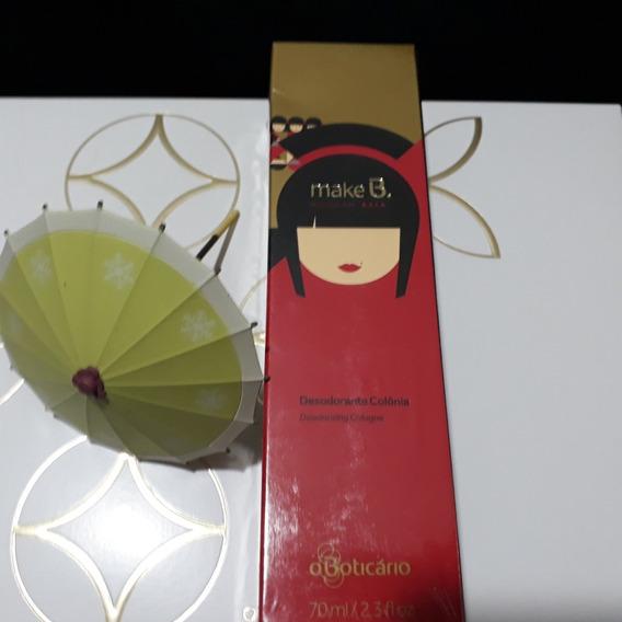Perfume Make B Modern Asia (novo, Lacrado)