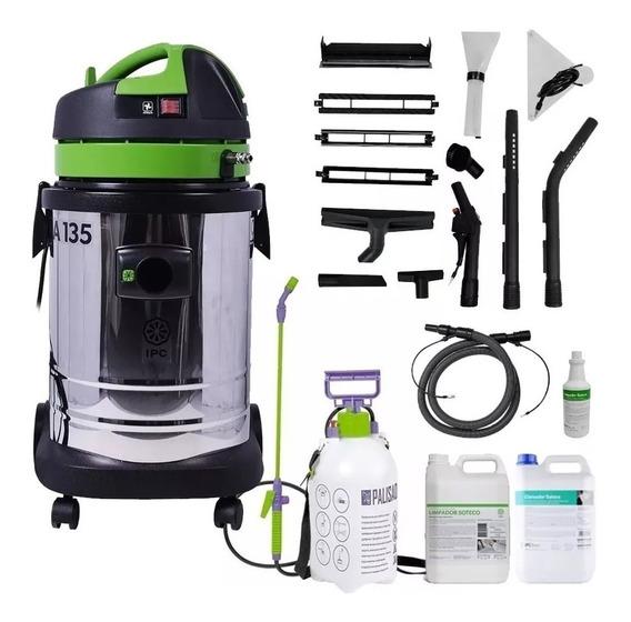 Lavadora Extratora Aspirador A135 Ipc Soteco + Kit De Itens