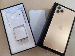 iPhone 11 Pro Max 256gb Golf Nuevo Factory