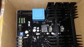 Gb130 Avr/automatic Voltage Regulator Excitation P/ Escovas