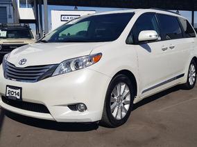 Toyota Sienna Limited 2014