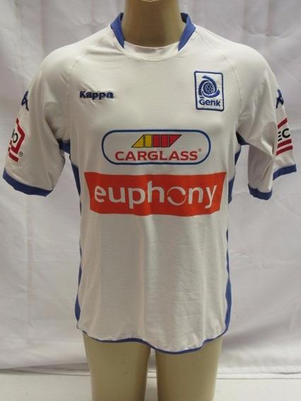 Antiga Camisa De Futebol Do Club Genk Da Belgica - Kappa