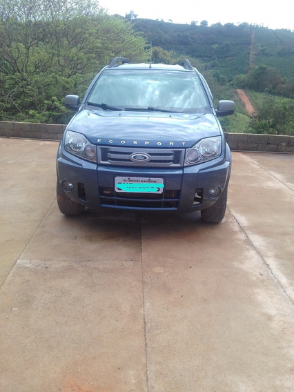 Ford Ecosport 1.6 Xlt Freestyle Flex 5p 2012