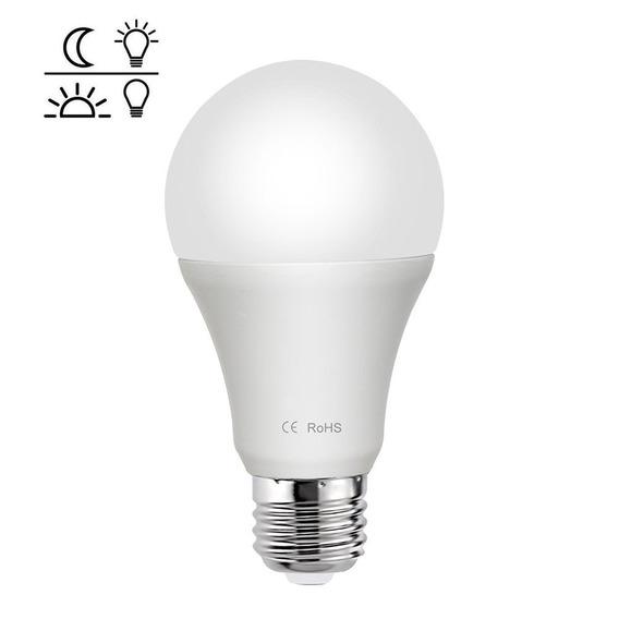 Bulbo Lampada Automtico Sensor Diodo Luz 85-265v E27 6500k