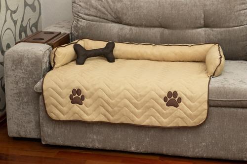 Protetor De Sofá Pet Cachorro Snoopy Grande Matelado