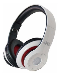 Auriculares Estereo Inalambrico Bluetooth Vincha Blanco 172