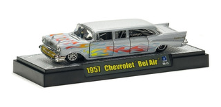 M2 Machines - Limousine 1957 Chevy Bel Air - Dave Chan Prata