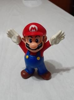 Muñeco Mc Donalds Arg. 2014 Nintendo Mario Bros