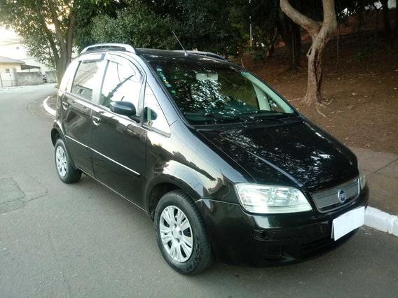Fiat Idea Elx 1.4 Flex 2006 Completa