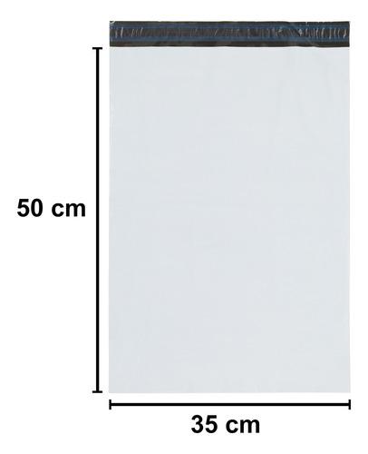 Imagem 1 de 7 de Envelope Plástico 35x50 50 Un Para Caixa De Sapato