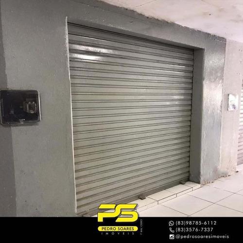 Imagem 1 de 4 de Sala Para Alugar, 15 M² Por R$ 500/mês - Centro - João Pessoa/pb - Sa0173