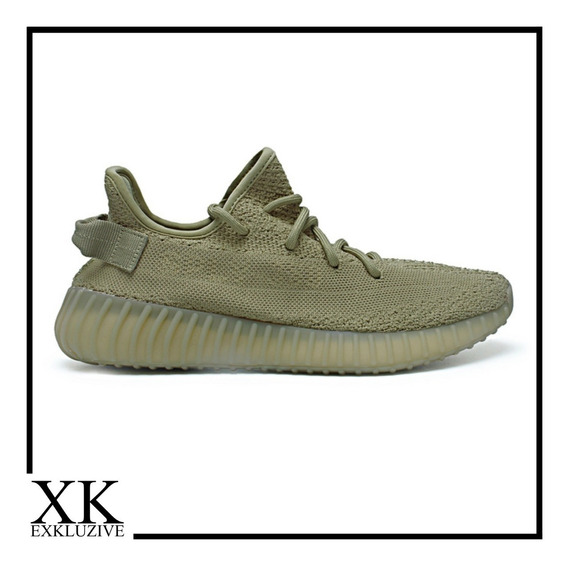 Tênis adidas Yeezy Sply 350 Dark Green Original