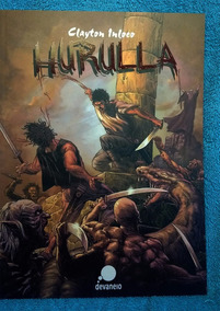 Hurulla- Vol 01- Quadrinhos