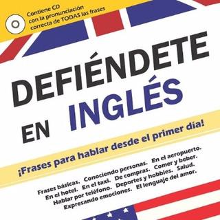 Libro, Defiéndete En Inglés Con Audio C D Incluido.