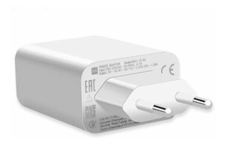 Tomada Carregador Xiaomi Fast Charge 27w Carga Rápida