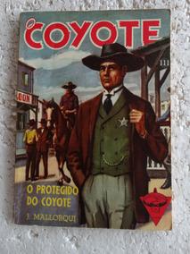 O Coyote Nº 111! Editora Monterrey 1963