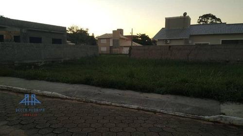 Imagem 1 de 3 de Terreno À Venda, 372 M² Por R$ 360.000,00 - Canasvieiras - Florianópolis/sc - Te0272