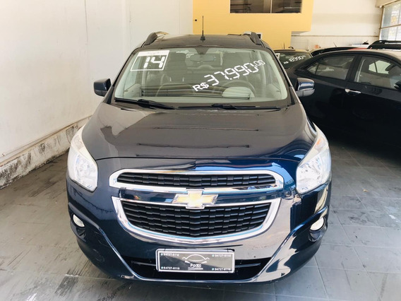 Chevrolet Spin Lt 5s 1.8 (aut) (flex) 2014