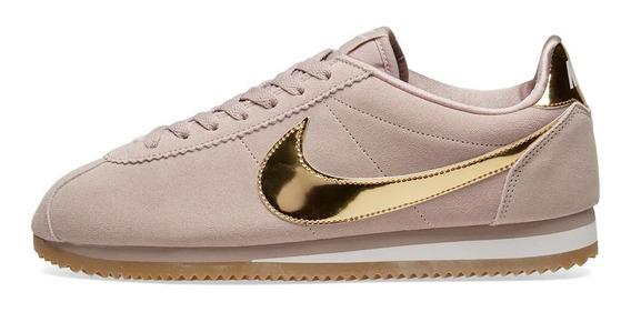Zapatillas Mujer Nike Cortez Se Phantom Moda Urbana Retro