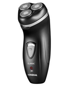 Barbeador Elétrico Mondial Classic Nbe-01- Produto Novo