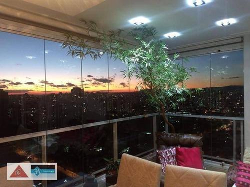 Imagem 1 de 30 de Apartamento Com 3 Dormitórios - Tatuapé - São Paulo/sp - Ap6666