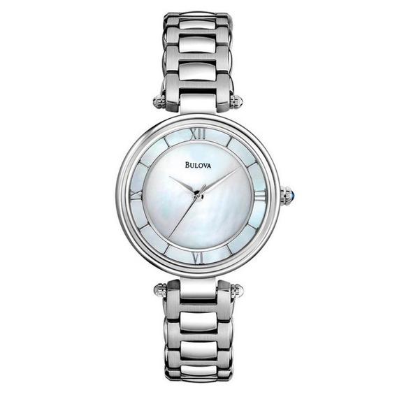 Relógio Bulova Wb27725q C/ Nf-e