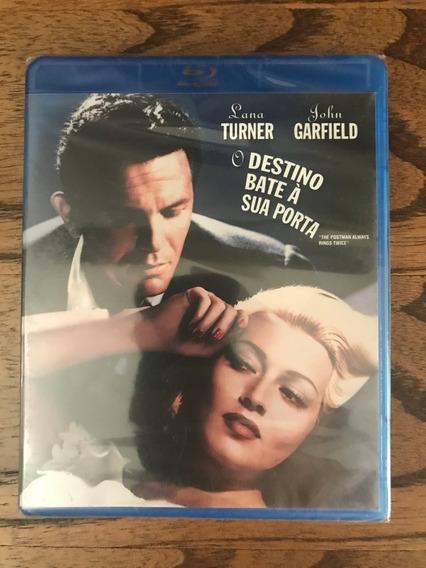 Blu-ray O Destino Bate À Sua Porta 1946 - Nacional Lacrado