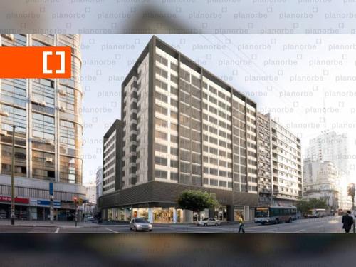 Venta De Apartamento Obra Construcción 2 Dormitorios En Cordón, Nostrum Dieciocho Unidad 713