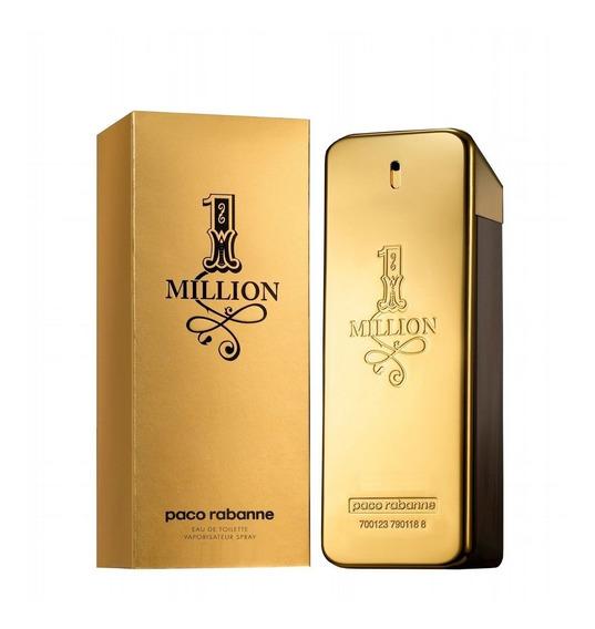 One Millon Paco Rabanne 100 Ml Edt Original