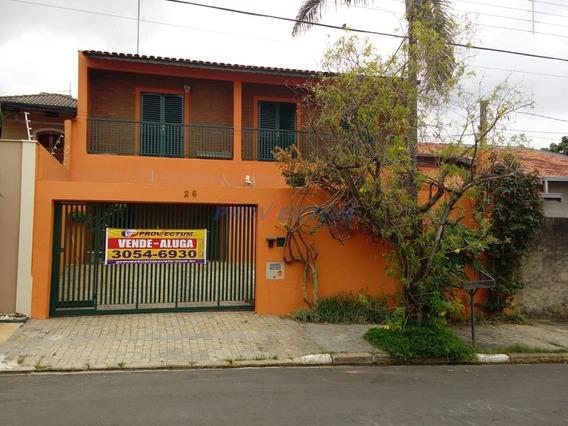 Casa Á Venda E Para Aluguel Em Parque Imperador - Ca277047
