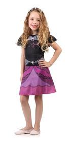 Fantasia Raven Queen Infantil Standard - Ever After High