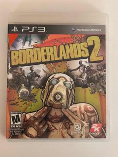 Borderlands 2 Ps3 Cd Envío Gratis