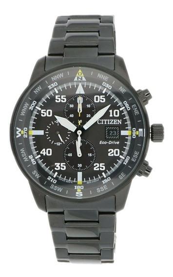 Reloj Citizen Eco-drive Hombre Chronograph 44 Mm Ca0695-50e