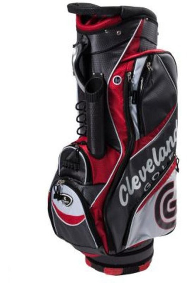 Bolsa Cleveland Cart 14 Bag Roja Buke Golf -40 % Oferta