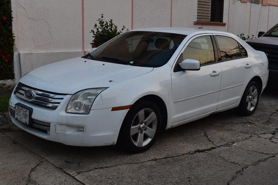 Ford Fusion 2007 Automatico Excelente Condición