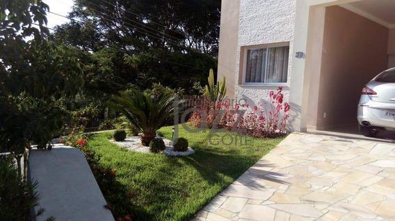Casa Com 3 Dormitórios À Venda, 237 M² Por R$ 950.000 - Jardim Das Palmeiras - Valinhos/sp - Ca5153