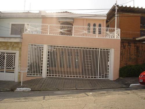 Sobrado À Venda, 3 Quartos, 1 Suíte, 2 Vagas, Vila Formosa - São Paulo/sp - 422