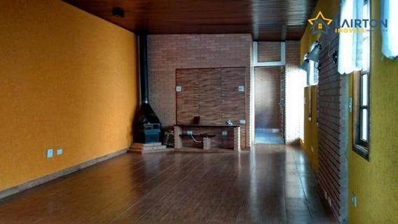 Casa Com 3 Dormitórios À Venda, 180 M² Por R$ 380.000,00 - Jardim Alvinópolis - Atibaia/sp - Ca0976