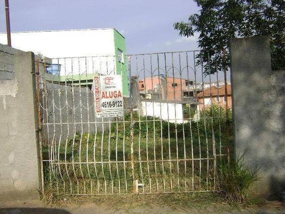 Terreno Para Alugar, 1500 M² Por R$ 1.300,00/mês - Jardim Petrópolis - Cotia/sp - Te0009