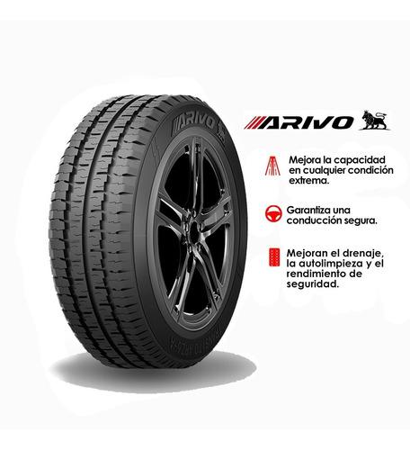 Neumático 195  R15c 106/104r Transito Arz 6-x 8pr Bsw