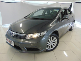Honda Civic Sedan Lxs 1.8 16v Aut. 2013