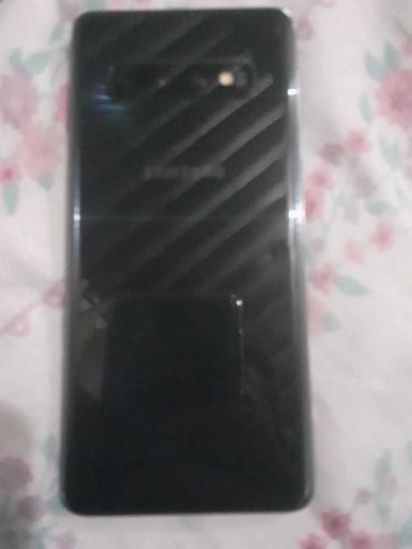 Samsung S10 Normal Com Um Trinco Na Tela Mais Não Interfere