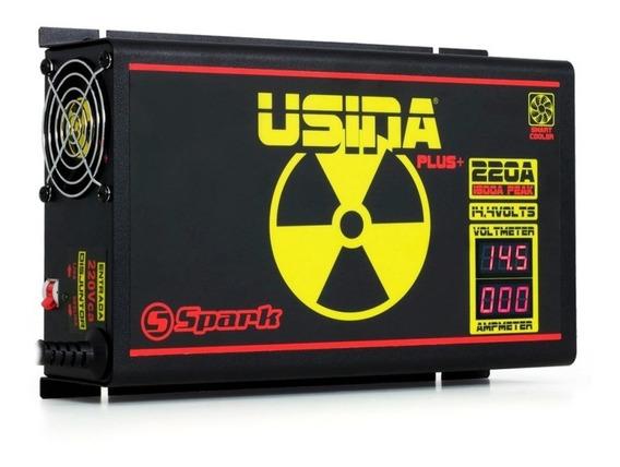 Fonte Digital Usina 220a Plus - 14,4v - Smart Cooler
