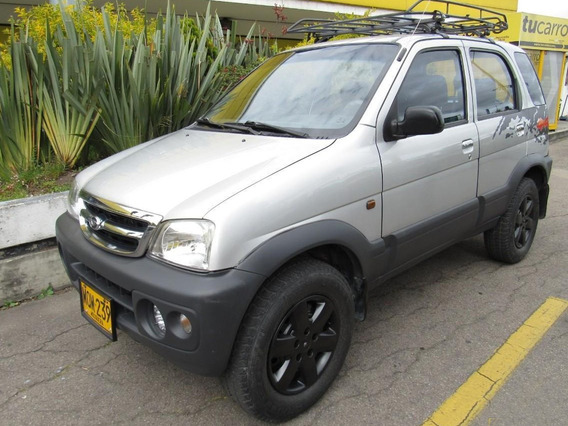 Daihatsu Terios 1.3 Mecánico 4x4