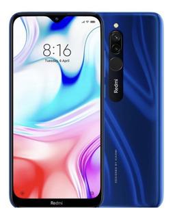 Xiaomi Redmi 8 3/32gb Azul Nuevo Sellado
